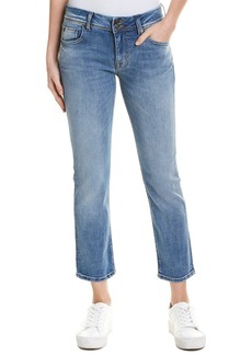 Hudson Jeans Ginny Cool Blue Straight Crop