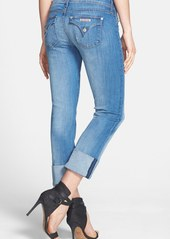 Hudson Jeans 'Ginny' Crop Jeans (Voodoo Child)