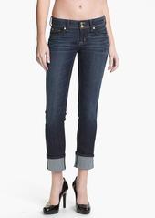 Hudson Jeans 'Ginny' Crop Stretch Jeans (Stella)