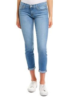 Hudson Jeans Harkin Festival Blue Super Skinny Crop