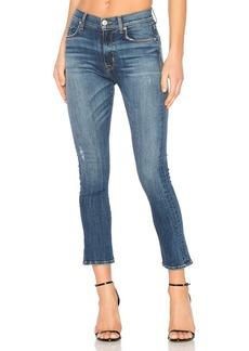 Hudson Jeans Harper Crop Baby Kick Flare