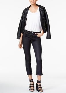 Hudson Jeans Harper Cropped Flare-Leg Jeans