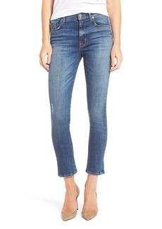 Hudson Jeans Harper High Waist Crop Flare Jeans (Lifeline)