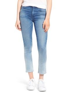 Hudson Jeans Harper High Waist Crop Flare Jeans (Teammate)