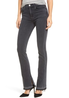 Hudson Jeans Heartbreaker High Waist Bootcut Jeans (Cry Later)