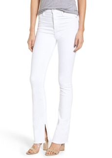 Hudson Jeans Heartbreaker High Waist Bootcut Jeans (Optical White)