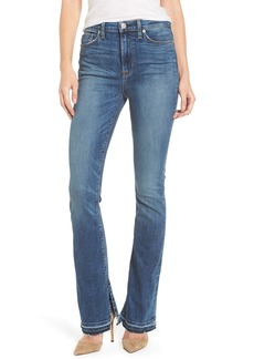Hudson Jeans Heartbreaker High Waist Bootcut Jeans (Split Second)
