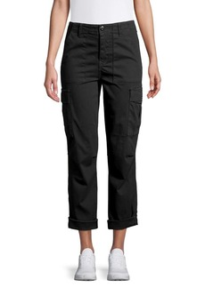 Hudson Jeans High-Rise Cargo Pants