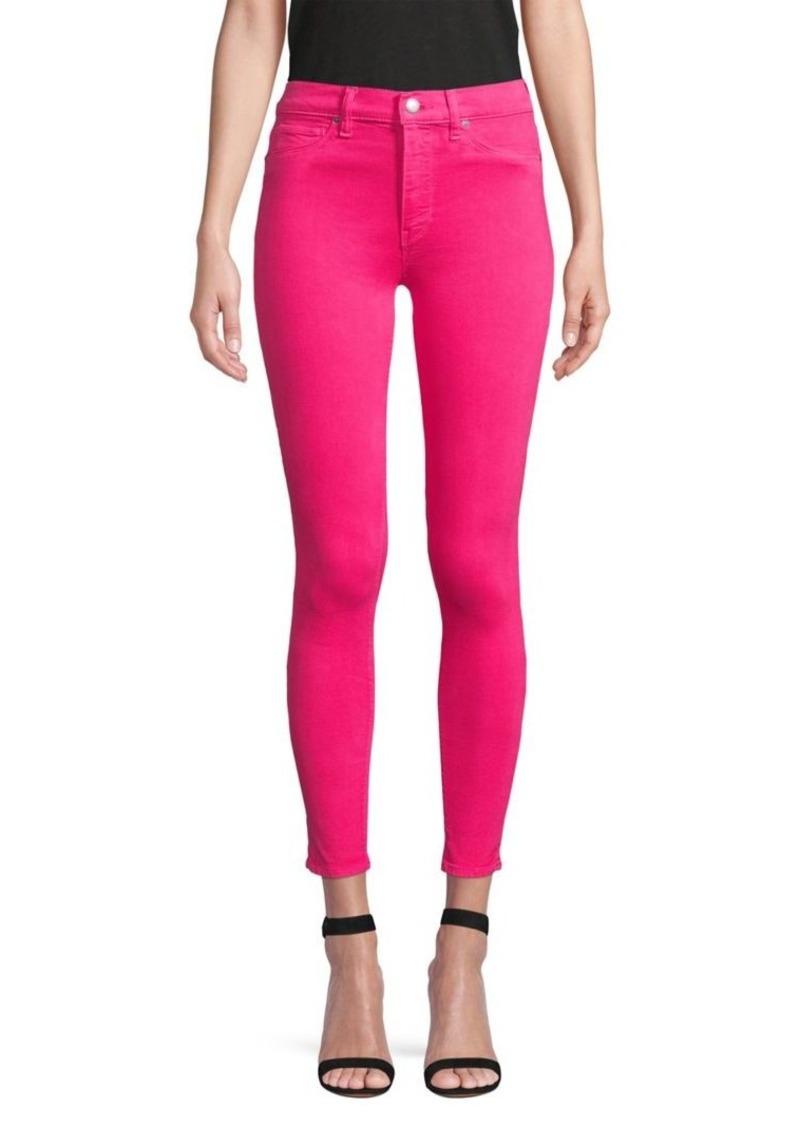 Hudson Jeans High-Rise Skinny Jeans
