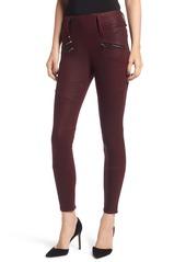 Hudson Jeans High Waist Coated Skinny Jeans