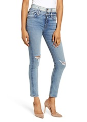 Hudson Jeans Holly Double Waistband Ankle Skinny Jeans (Provoking)