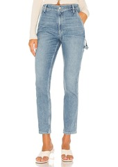 Hudson Jeans Holly High Rise Carpenter Pant
