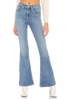 Hudson Jeans Holly High Rise Flap Flare