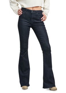 Hudson Jeans Holly High-Rise Flare Jeans