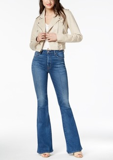 Hudson Jeans Holly High Rise Flare Jeans