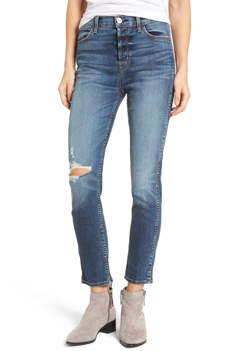 Hudson Jeans Holly High Waist Ankle Skinny Jeans