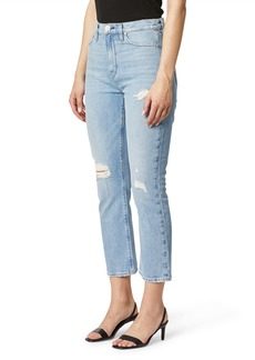 Hudson Jeans Holly High Waist Crop Bootcut Jeans