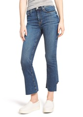 Hudson Jeans Holly High Waist Crop Flare Jeans (Loss Control)