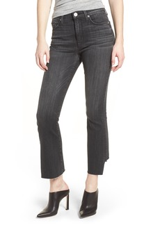 Hudson Jeans Holly High Waist Crop Flare Jeans (Real World)