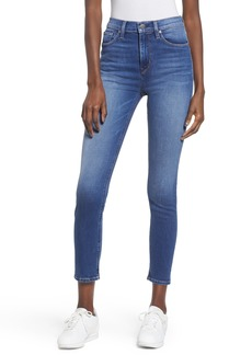 Hudson Jeans Holly High Waist Crop Skinny Jeans (Bondi)