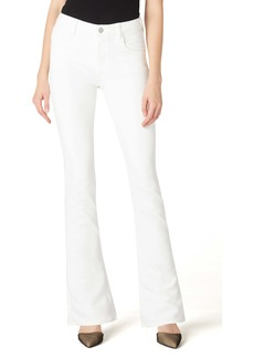 Hudson Jeans Holly High Waist Flap Pocket Flare Leg Jeans (Aurora)