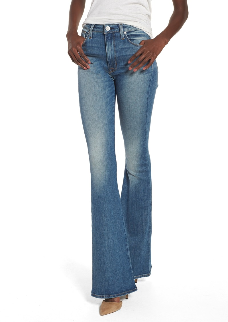 Hudson Jeans Holly High Waist Flare Jeans (First Date)