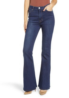 Hudson Jeans Holly High Waist Flare Jeans (Gaines)