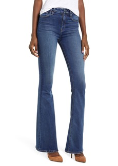 Hudson Jeans Holly High Waist Flare Jeans (Prelude)