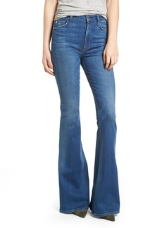 Hudson Jeans Holly High Waist Flare Jeans (Rogue)