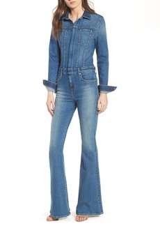 Hudson Jeans Holly Long Sleeve Coveralls