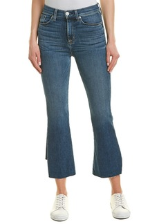 Hudson Jeans Holly Loss Control High-Rise Wide Leg Crop