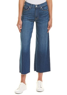 Hudson Jeans Holly Own It High-Rise Wide Crop