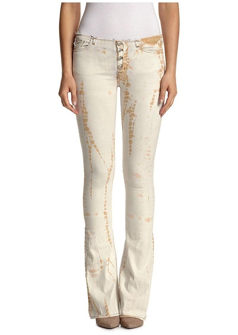 HUDSON Jeans HUDSON Jeans EV Cut Waistband Gy...