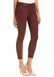 HUDSON Jeans HUDSON Jeans Krista Bordeaux Wax...