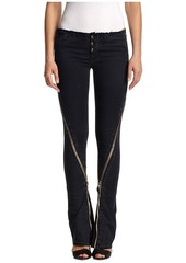 HUDSON Jeans HUDSON Jeans Lenny Zipper Blue W...
