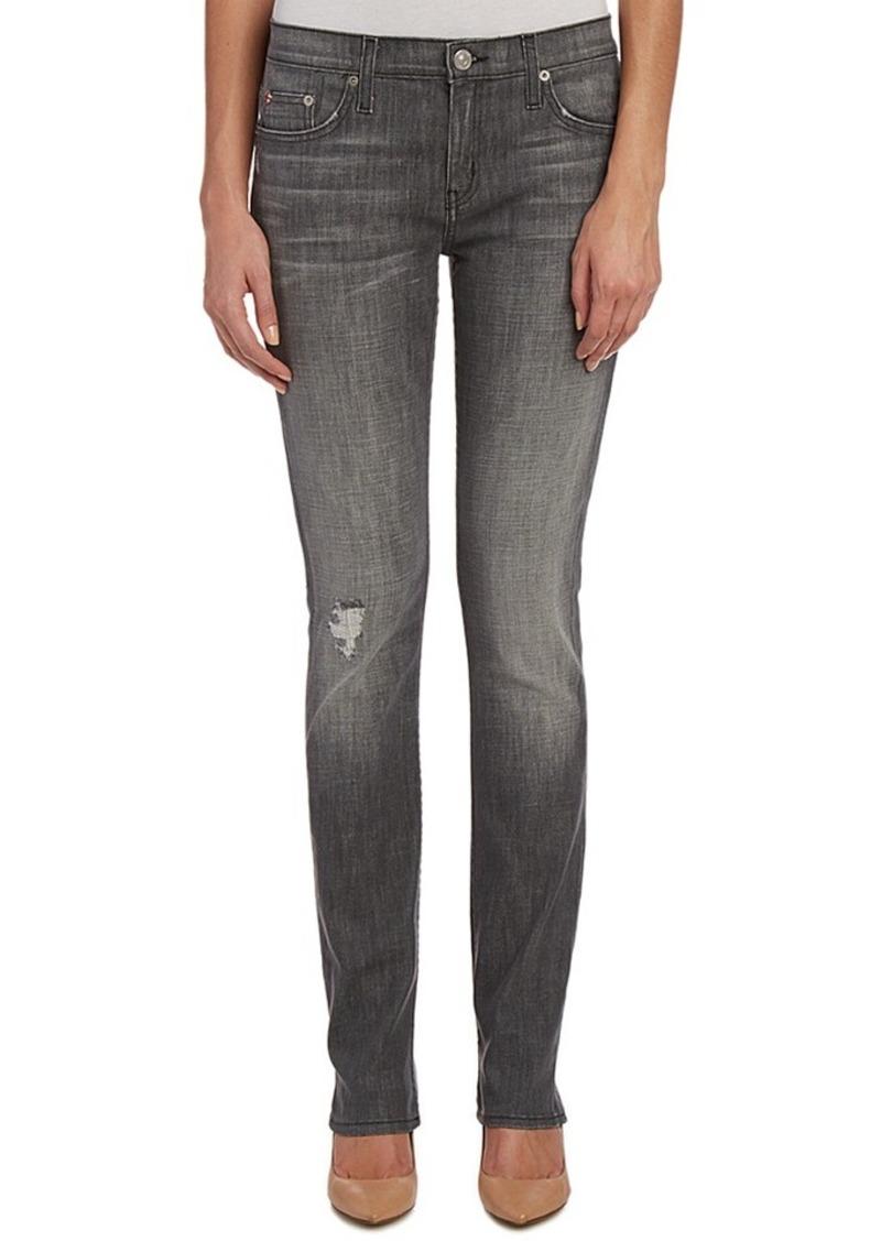 HUDSON Jeans HUDSON Jeans Skylar Smoke & Mirr...