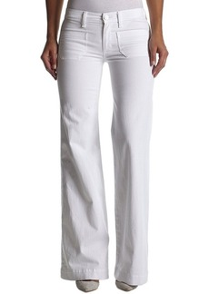 HUDSON Jeans HUDSON Libby Midrise Wide Leg Sa...