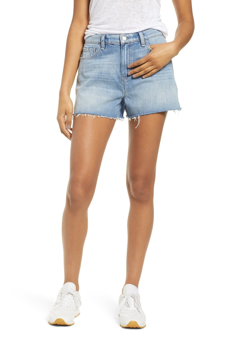 Hudson Jeans Jade Cutoff Boyfriend Shorts