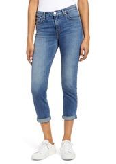 Hudson Jeans Jessi Relaxed Crop Boyfriend Jeans (Modify)