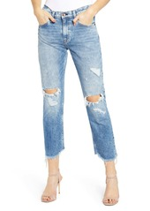 Hudson Jeans Jessi Ripped Ankle Boyfriend Jeans (It's Over)
