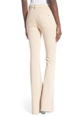 Hudson Jeans 'Jodi' Flare Jeans (Parachute Khaki)