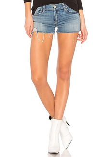 Hudson Jeans Kenzie Cut Off Short