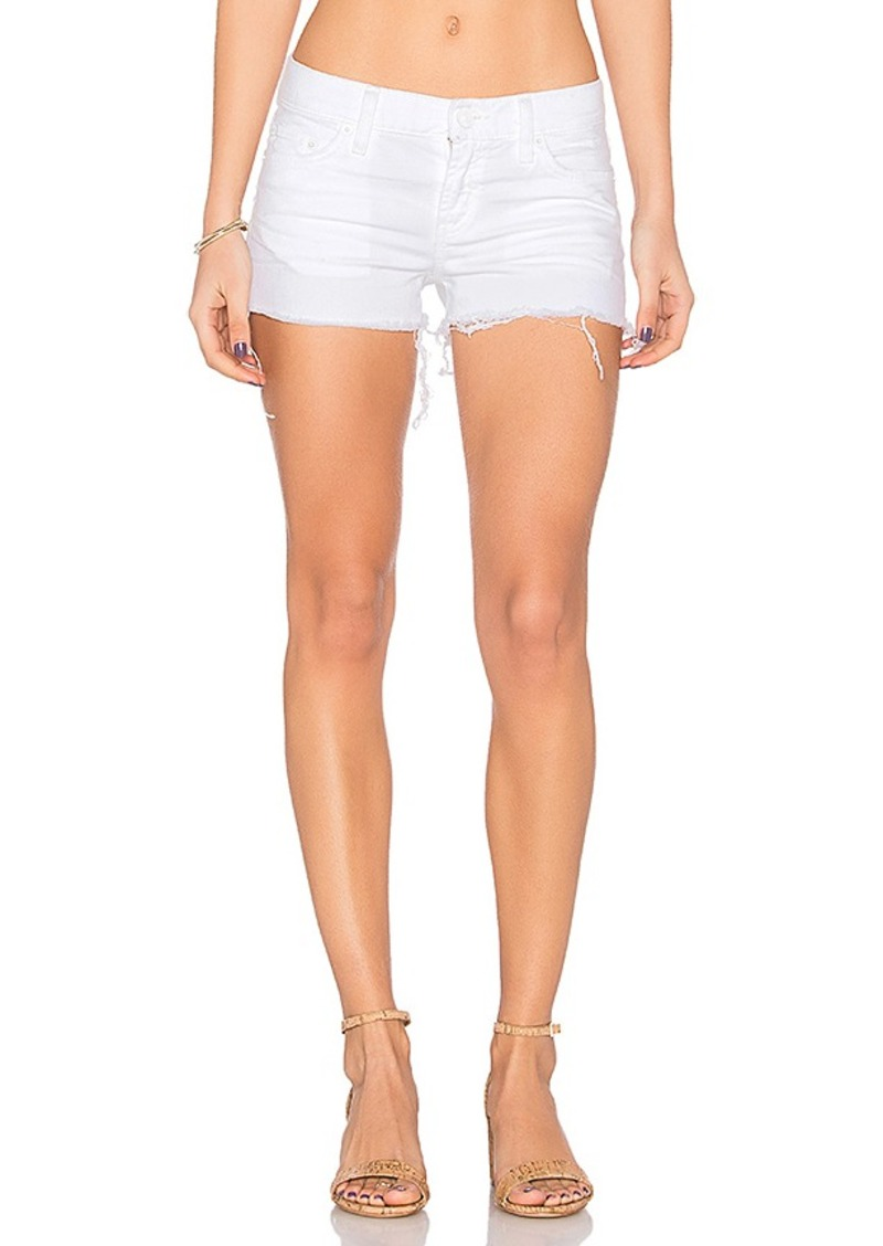 Hudson Jeans Kenzie Cut Off Short. - size 26 (also in 28,29,30)