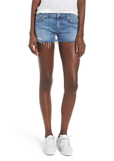 Hudson Jeans Kenzie Cutoff Denim Shorts