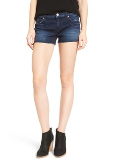 Hudson Jeans Kenzie Cutoff Denim Shorts (Zero Hour)