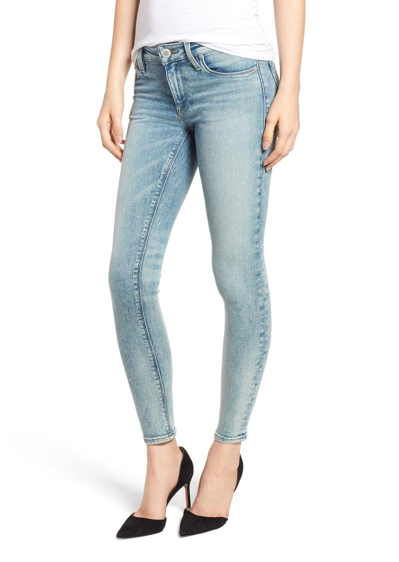 Hudson Jeans Krista Ankle Super Skinny Jeans (Eastside)
