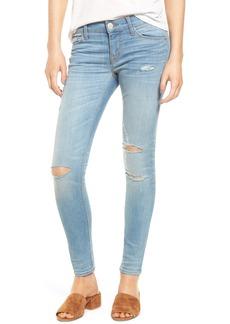 Hudson Jeans Krista Ankle Super Skinny Jeans (Karma)