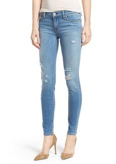 Hudson Jeans Krista Ankle Super Skinny Jeans (No Tears)