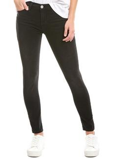 Hudson Jeans Krista Black Super Skinny Leg