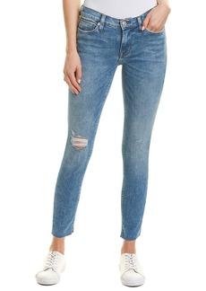 Hudson Jeans Krista Blue Glow Ankle Super Skinny Leg